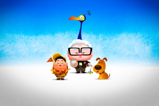 Up Cartoon Wallpaper for Android, iPhone and iPad