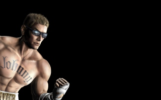 Johnny Cage form Mortal Kombat Background for Android, iPhone and iPad