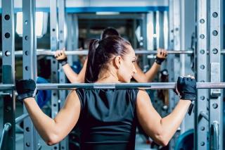 Fitness Gym Workout - Obrázkek zdarma pro Android 800x1280