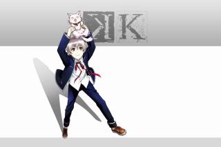 K Anime - Obrázkek zdarma pro Nokia Asha 210