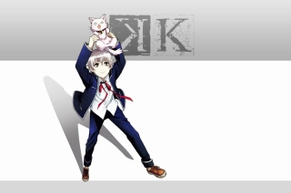 K Anime - Obrázkek zdarma pro 1440x900