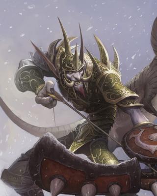 World of Warcraft Troll - Obrázkek zdarma pro Nokia C2-06