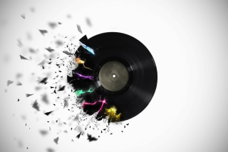 DJ Vinyl - Obrázkek zdarma