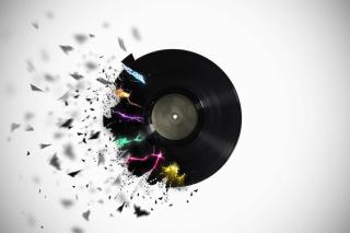 DJ Vinyl - Obrázkek zdarma pro Samsung Galaxy Tab 2 10.1