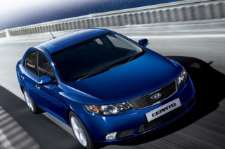 Kia Cerato Background for Android, iPhone and iPad