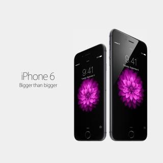 IPhone 6 - Obrázkek zdarma pro iPad 2