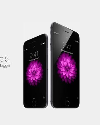 IPhone 6 - Obrázkek zdarma pro 640x960