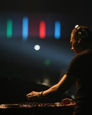 DJ Tiesto - Obrázkek zdarma pro iPhone 5S