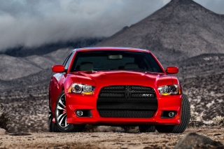 2015 Dodge Charger Background for Android, iPhone and iPad