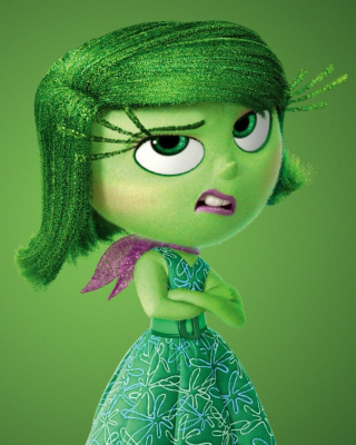 Disgust from Inside Out Cartoon - Fondos de pantalla gratis para Huawei G7010