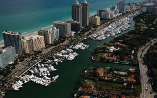 Miami Life - Obrázkek zdarma pro 1366x768