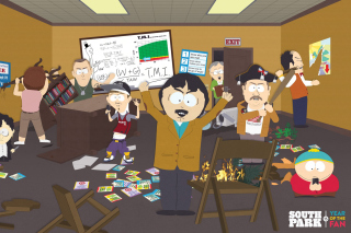 South Park Picture for Android, iPhone and iPad