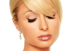 Paris Hilton Background for Android, iPhone and iPad