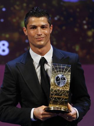 Ronaldo - Obrázkek zdarma pro Nokia X2