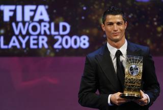 Ronaldo - Obrázkek zdarma pro 220x176