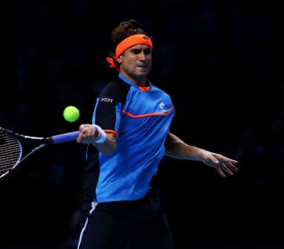 Tennis Player - David Ferrer - Obrázkek zdarma pro iPad mini 2