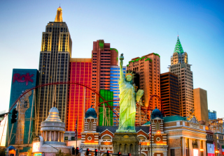 Las Vegas HD Wallpaper for Android, iPhone and iPad