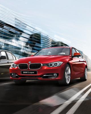 BMW 3 Series - Obrázkek zdarma pro iPhone 4S