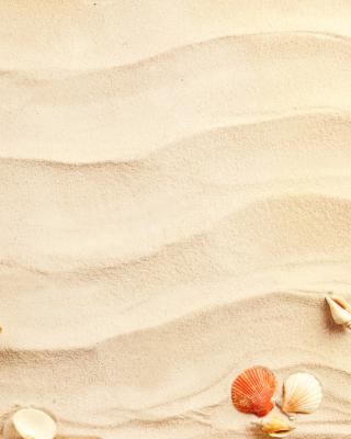 Sand and Shells - Obrázkek zdarma pro iPhone 5C