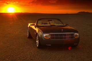 Free Lincoln Mark X Concept Picture for Android, iPhone and iPad