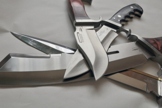 Knives Wallpaper for Android, iPhone and iPad