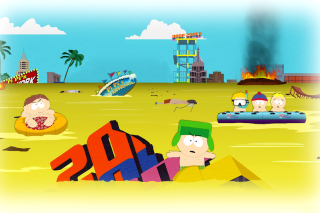 Free South Park, Stan, Kyle, Eric Cartman, Kenny McCormick Picture for Android, iPhone and iPad