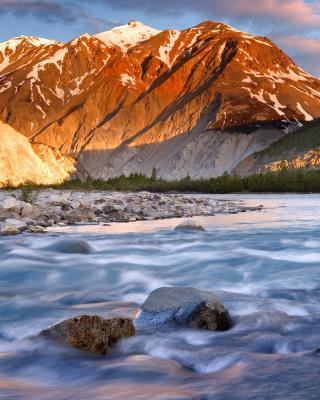 Canada Lake - Obrázkek zdarma pro 132x176