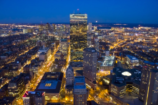 Boston Massachusetts Capital Picture for Android, iPhone and iPad