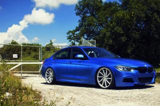 BMW F30 335i M Sport with Vossen CVT - Obrázkek zdarma pro Samsung Galaxy Note 3