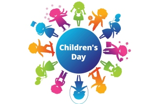 Childrens Day Background for Android, iPhone and iPad