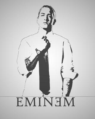 Eminem - Obrázkek zdarma pro Nokia C6-01