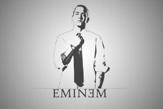 Eminem - Obrázkek zdarma pro Samsung Galaxy Tab 2 10.1