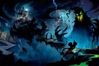 Epic Mickey - Obrázkek zdarma pro 480x360
