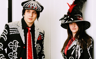 White Stripes Background for Android, iPhone and iPad