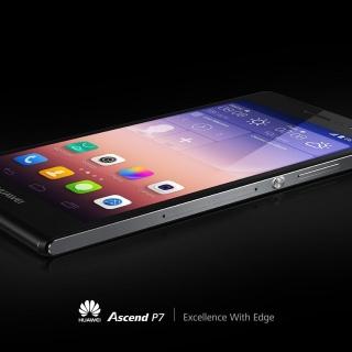 Huawei Ascend P7 - Obrázkek zdarma pro iPad