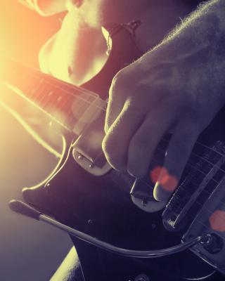 Rock Music - Obrázkek zdarma pro iPhone 6 Plus