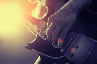 Rock Music - Obrázkek zdarma pro 800x480