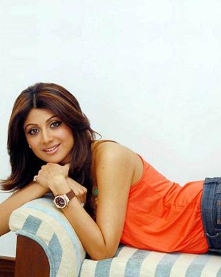 Shilpa Shetty - Obrázkek zdarma pro 480x800