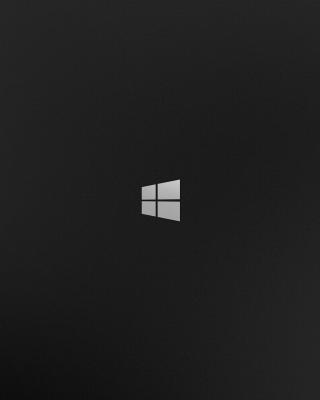 Windows 8 Black Logo - Obrázkek zdarma pro Nokia Lumia 820