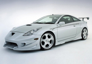 Toyota Celica Wallpaper for Android, iPhone and iPad
