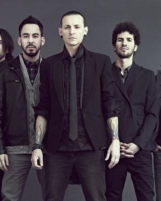 Linkin Park - Obrázkek zdarma pro iPhone 4