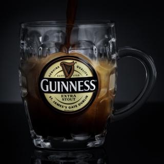 Guinness Extra Stout - Obrázkek zdarma pro iPad Air