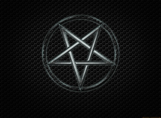 Pentagram Wallpaper for Android, iPhone and iPad