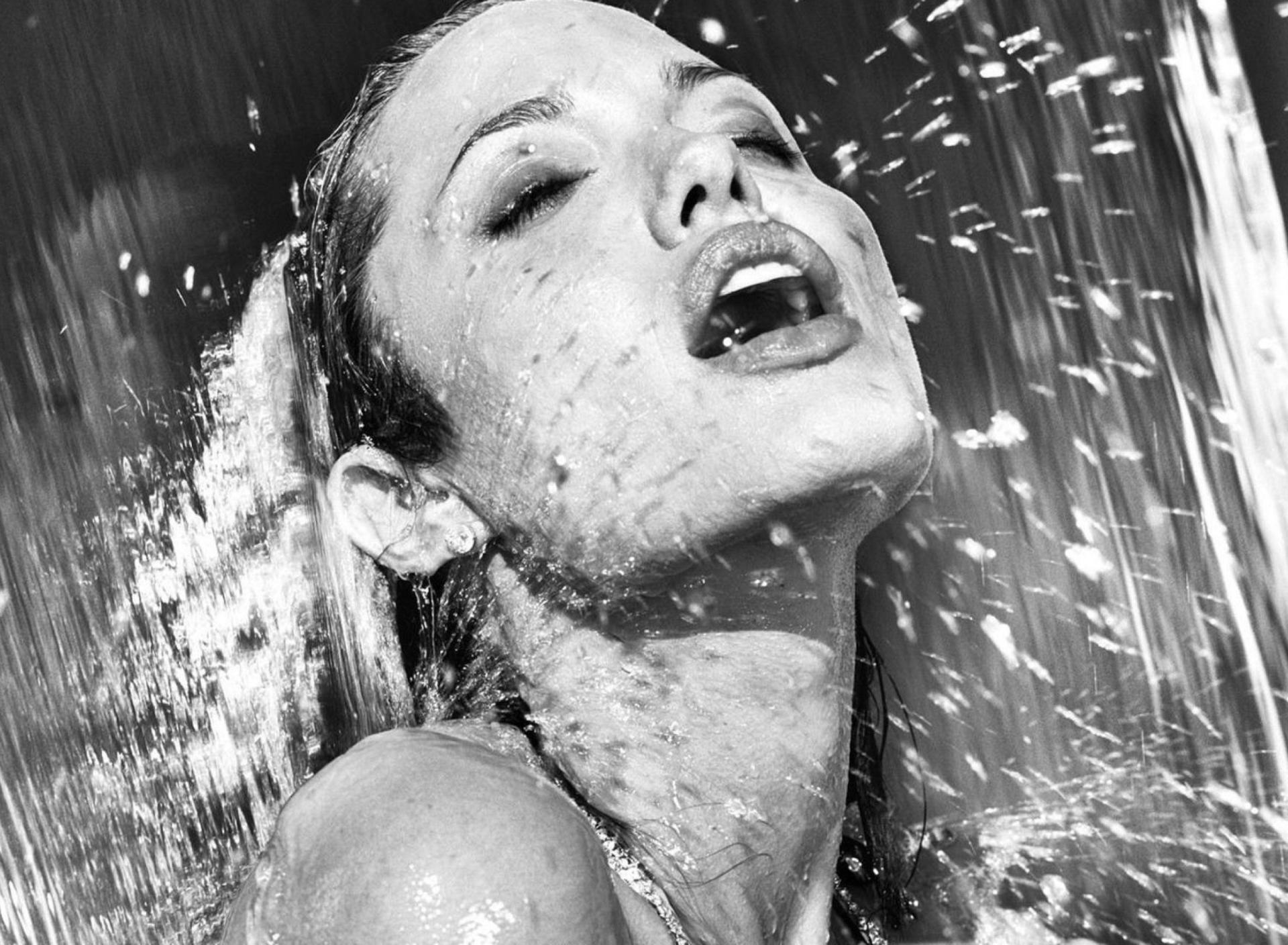 filthy girls are taking shower with great pleasure  506274