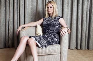 Beautiful Charlize Theron - Obrázkek zdarma pro 176x144