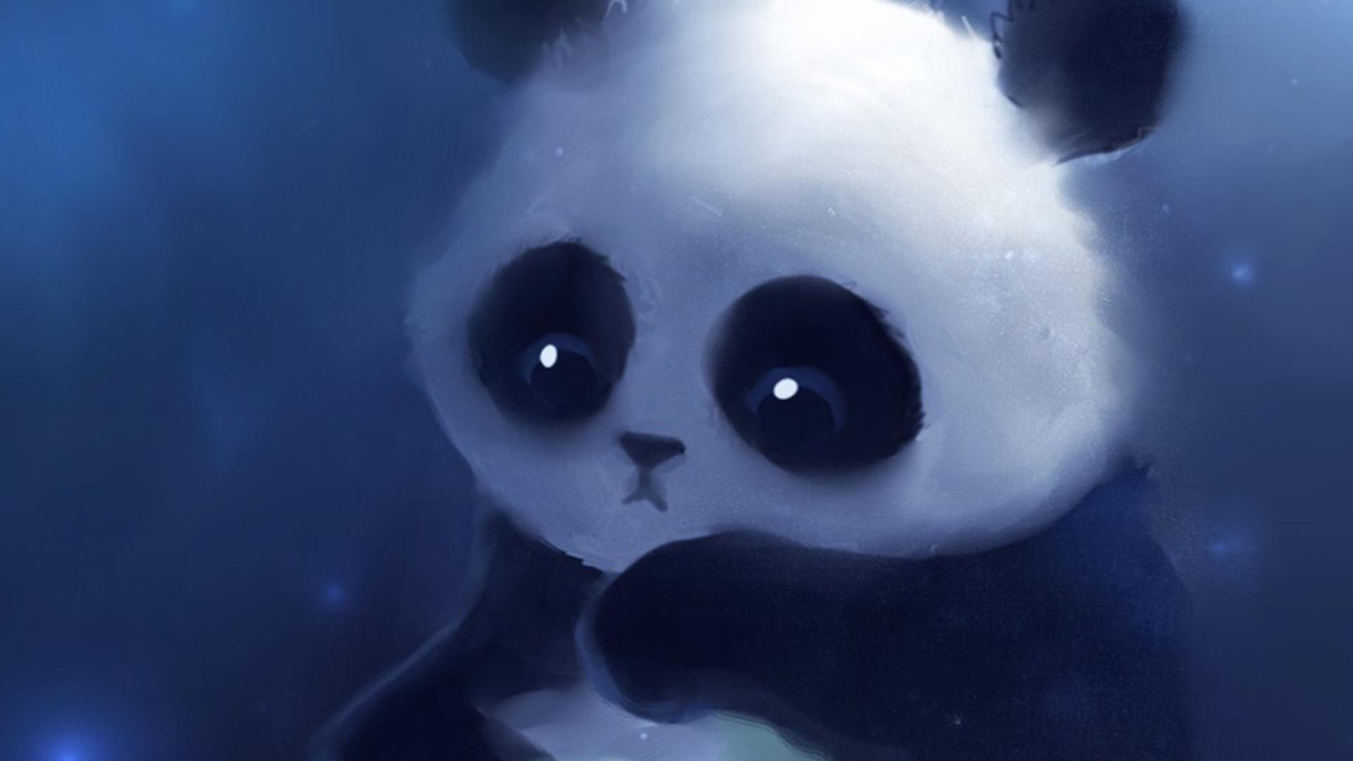 миленькие панды  № 3356330  скачать
