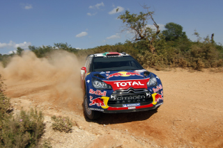Sebastien Loeb - Citroen WRC Wallpaper for Android, iPhone and iPad
