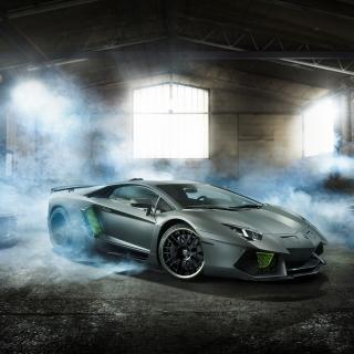 Lamborghini Car - Obrázkek zdarma pro 2048x2048