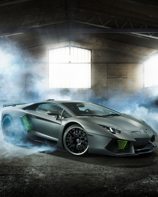 Lamborghini Car - Obrázkek zdarma pro Nokia Asha 203