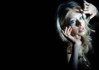 Christina Aguilera - Obrázkek zdarma pro 480x320